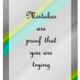 Mistakes 2... by Carol Crisafi