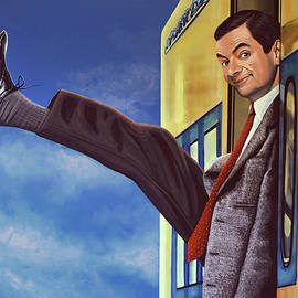 Mister Bean by Paul Meijering
