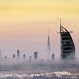 James Nyika - Misty Gulf Morning