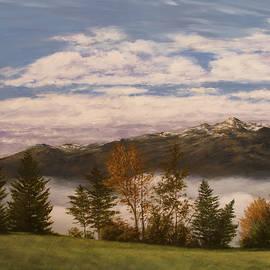 Jack Tenenzaph - Misty Mountains