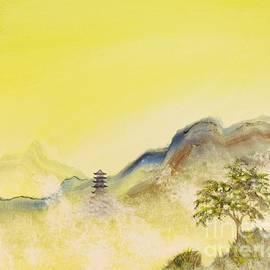 Paul Henderson - Misty Pagoda