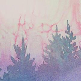 Teresa Ascone - Misty Trees