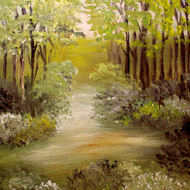 Misty View by Sandra Young Servis
