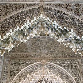Mocarabe Arch, Alhambra by David Kleinsasser