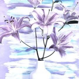 Marsha Heiken - Modern Lilies