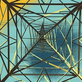 Modern Pyramid by Jenny Revitz Soper