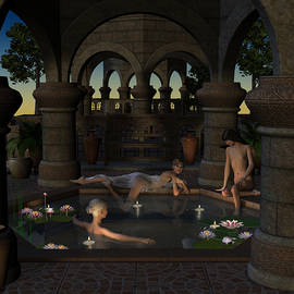 Mogul Fantasy 2 by David Griffith