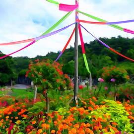 Ed Weidman - Mohonk Gardens #4