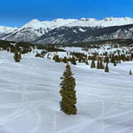 Molas Pass Colorado Panorama by Adam Jewell