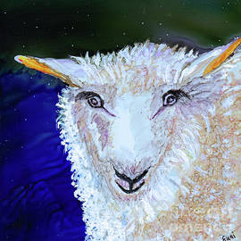 Molly the Sheep by Eunice Warfel