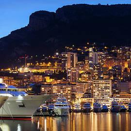 Artur Bogacki - Monaco by Night