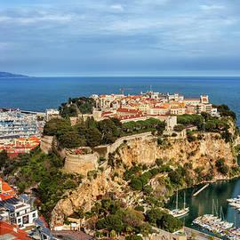 Monaco Ville by Artur Bogacki