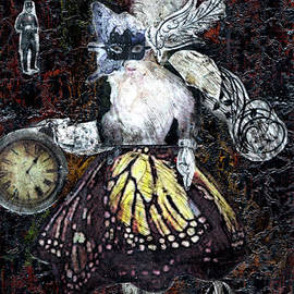 Genevieve Esson - Monarch Steampunk Goddess