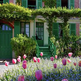 Monet House by Gordon Beck