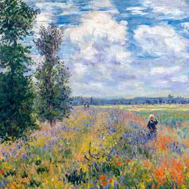 Monet's Argenteuil         by S Paul Sahm