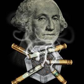 Money Up In Smoke by James Larkin
