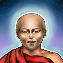 Carmen Cordova - Monk Spirit Guide
