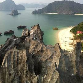 Monkey Island Halong Bay by Paul Dal Sasso