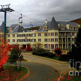 Elfriede Fulda - Mont Tremblant,Quebec,Canada