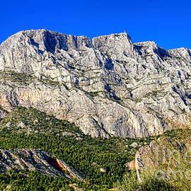 Olivier Le Queinec - Montagne Sainte Victoire