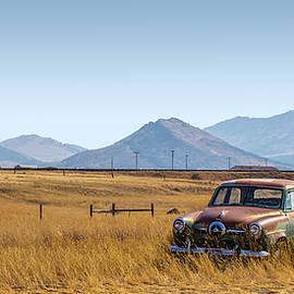 Montana Studebaker by Peter Tellone
