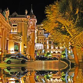 Al Bourassa - Monte Carlo At Night