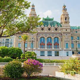 Monte Carlo Casino by Elena Elisseeva