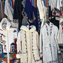 Sally Weigand - Montenegro Handmade Sweaters