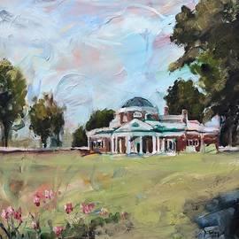 Donna Tuten - Monticello Charlottesville Virginia