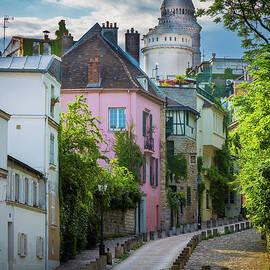Montmartre Hill - Inge Johnsson
