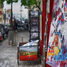 Montmartre - Jasna Buncic