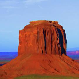 Allen Beatty - Monument Valley 39 - Merrick Butte