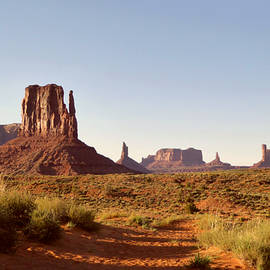 Gordon Beck - Monument Valley Calm