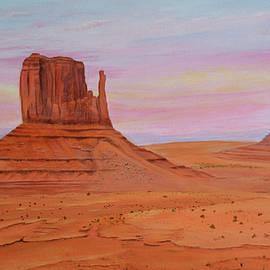 Jimmie Bartlett - Monument Valley