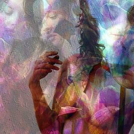 Kiki Art - Moods in Abstract Pastel