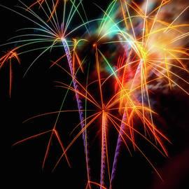 Moody Fireworks - Garry Gay