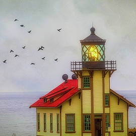Moody Point Cabrillo Light Station - Garry Gay