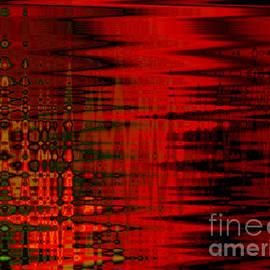 Moody Red by Kristi Kruse