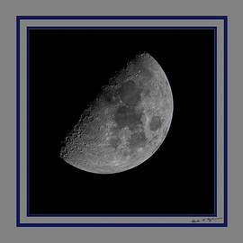 Mark Myhaver - Moon 61 Percent