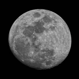 Mark Myhaver - Moon 94 Percent
