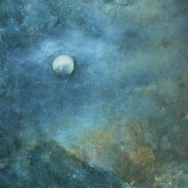 Jane See - Moon and Earth