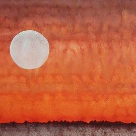Sol Luckman - Moon over Mojave