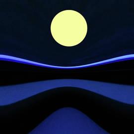 Moon River  by Claudia O'Brien