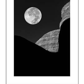 Mike Nellums - Moon Shadow poster