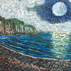 Moonlight In Pourvill by Amelie Simmons