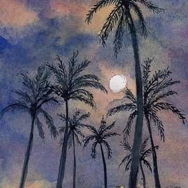 Randy Sprout - Moonlight Over Key West