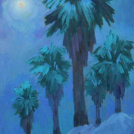 Moonlight Reflections by Diane McClary