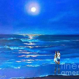 Moonlight Silence  by Viktoriya Sirris