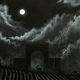 Philip Harvey - Moonlit Folly