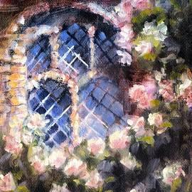 Melissa Herrin - Moonlit Window